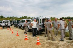 Land Rover Experience 2012